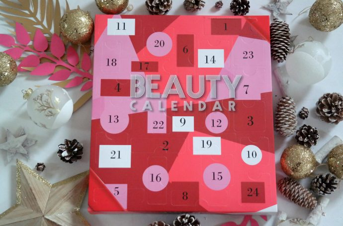 Planet Parfum Beauty advent calendar 2018