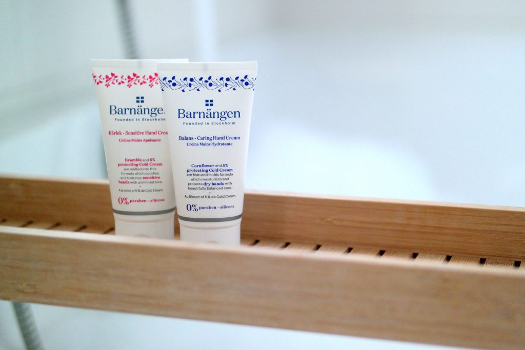 Barnängen: Swedish beauty handcreams